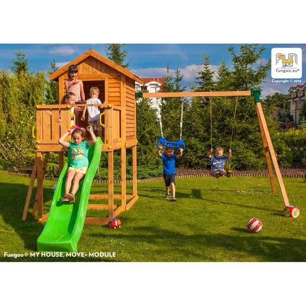 Детска площадка MyHouse/Move+